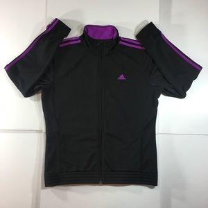 Adidas Full Zip Women's Active Jacket (Large)